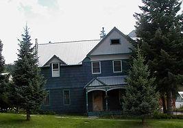 Louis King House