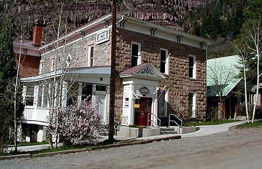 Ouray County Historical Museum (St. Joseph's Miners' Hospital)