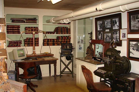 Camp Bird Office