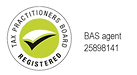 TPB Registered BAS Agent Logo
