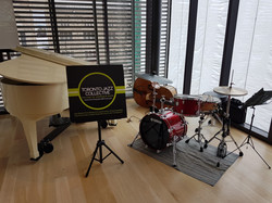 TJC Jazz Trio Set Up