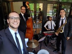 TJC Jazz Quartet fr Cocktails!