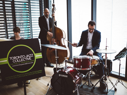 Toronto Jazz Collectives Monthly Residency at One King West!
