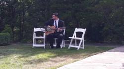 Ceremony Solo Guitar, Graydon Hall