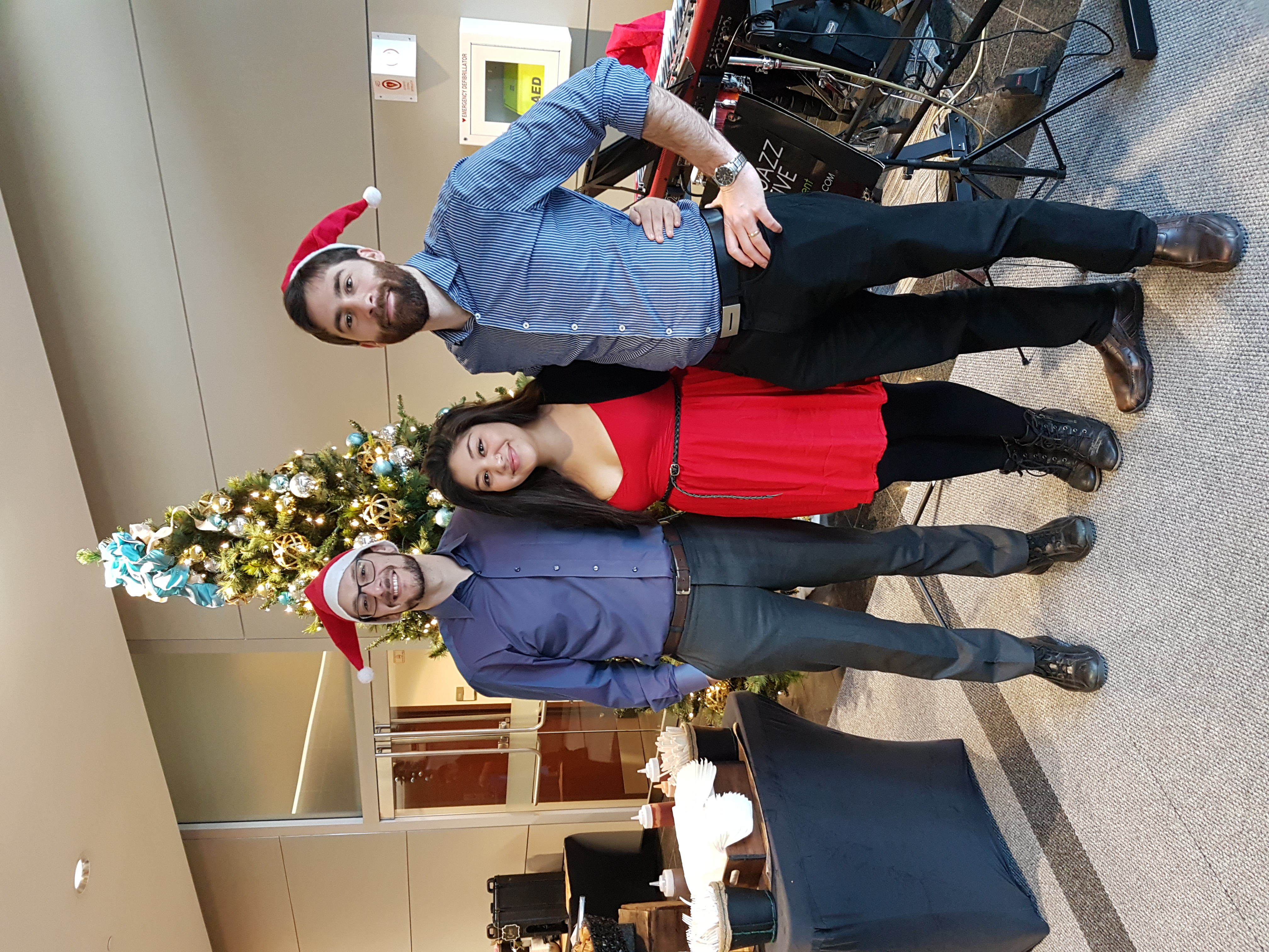 TJC Holiday Jazz Trio