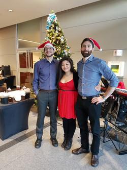 TJC Holiday Jazz Trio