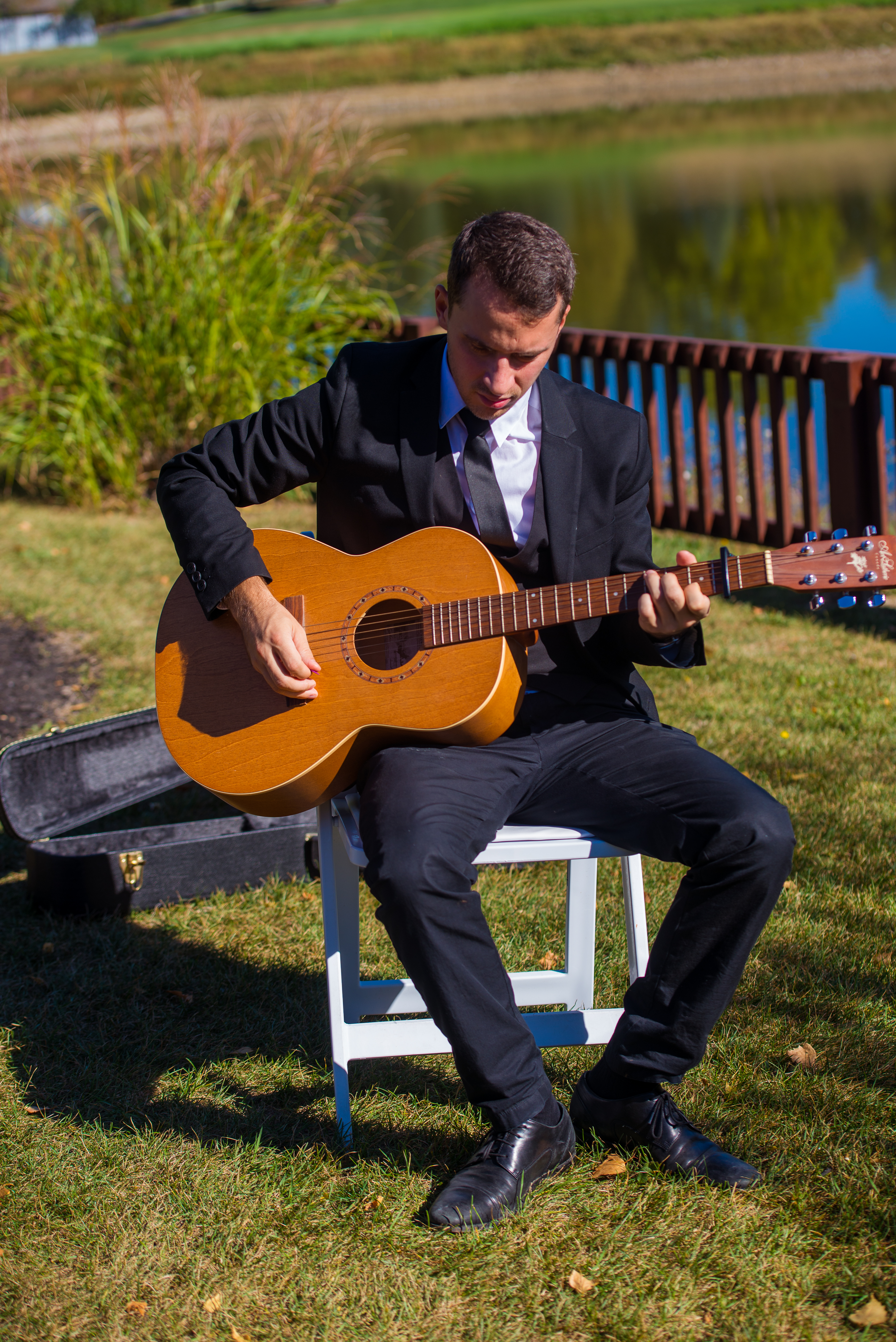 Solo Guitar for a wedding Ceremony!