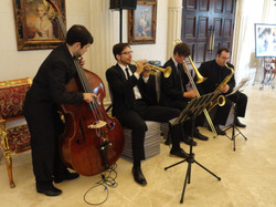 Our Dixieland Jazz Band!