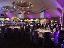 Nice event set up!