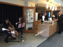 TJC String Duo for a Titanic Event!