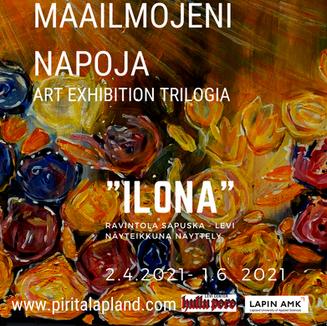 "Pirita Lapland Maailmojeni Napoja "" Ilona "" -Levi"