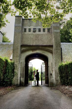 Greyfriars Archway