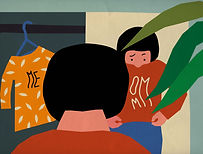 new york times anna kovesces illustration