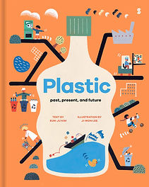Book about plastic