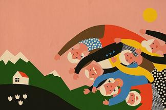 Viewpoint Magazine Anna Kovesces Illustration