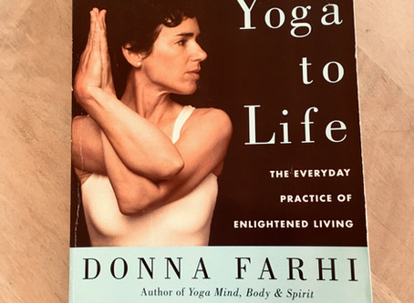 Amener le yoga dans sa vie