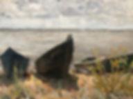 On a coast, landscape, Kreydun Ilya.jpeg