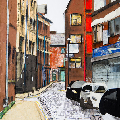 Brick Street, Manchester