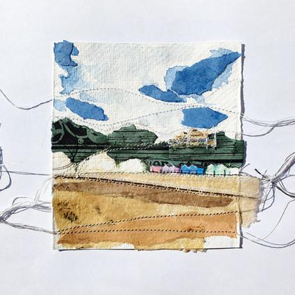 St Marys Bay Stitched 3