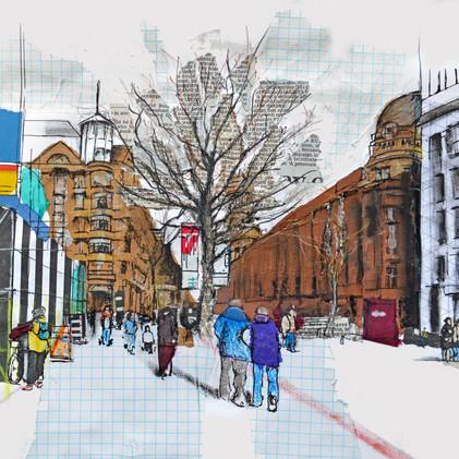 St Ann's Square Manchester