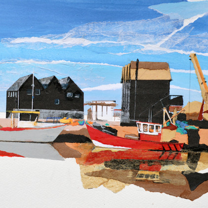 Whistable Harbour