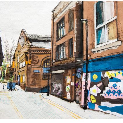 Hare Street, Manchester