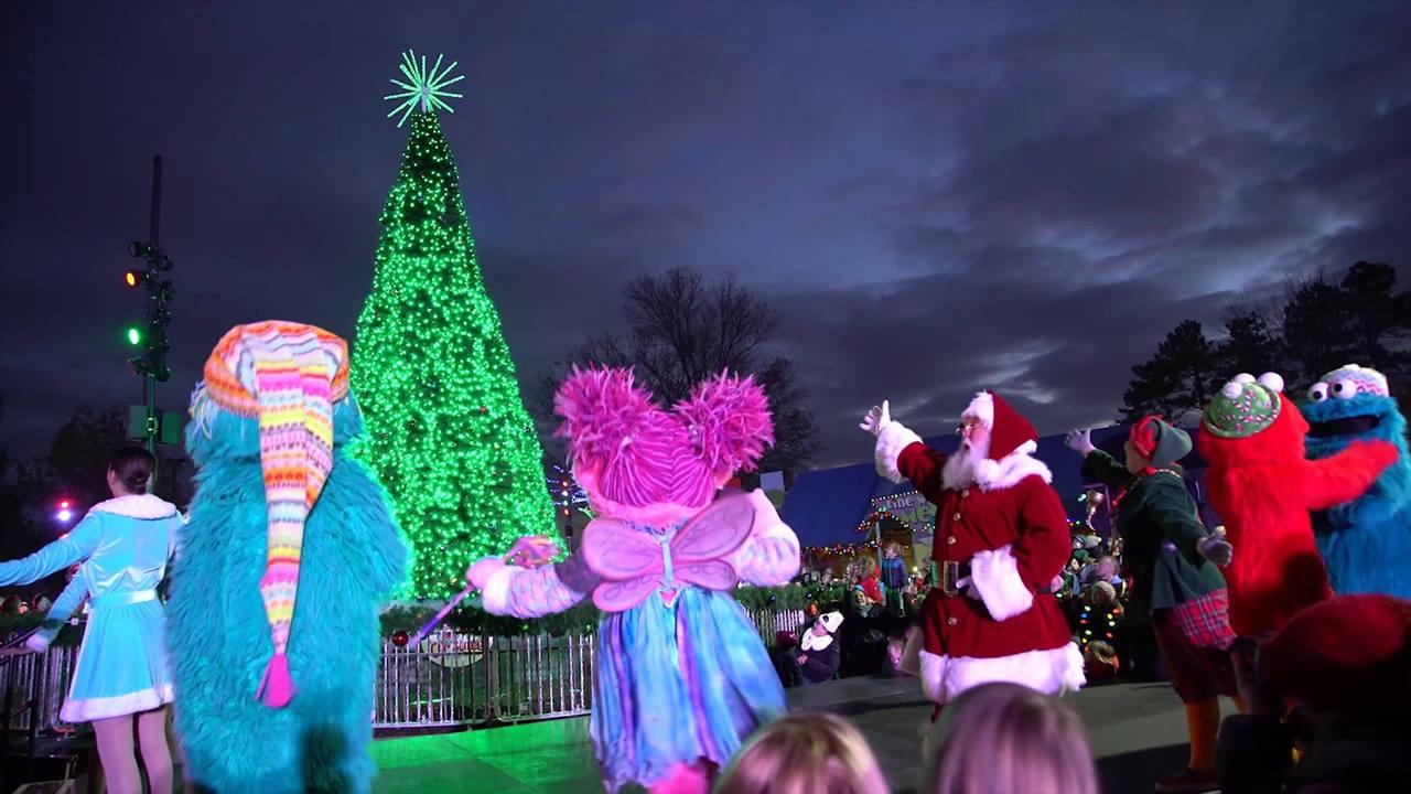 Santa's Grand Illumination