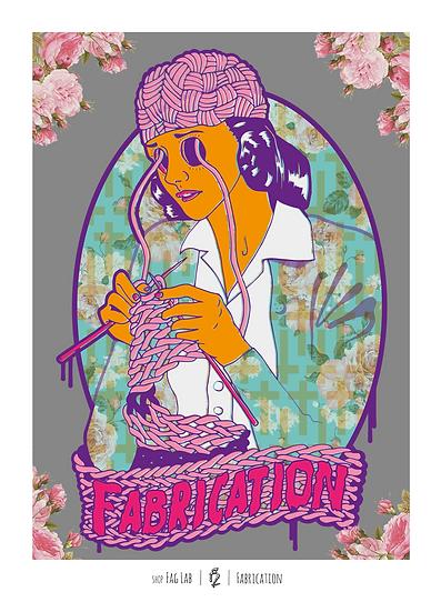 Wholesale - (Set of 3 prints) Fabrication