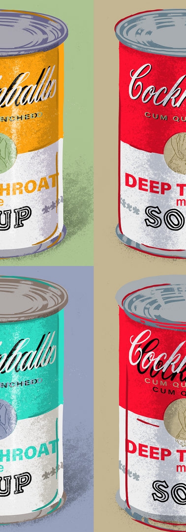 Cock'nballs Soup