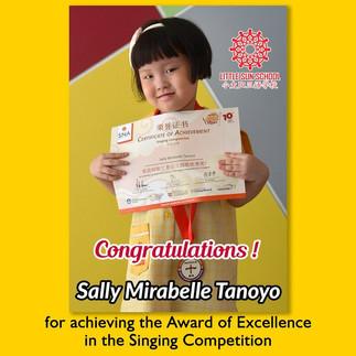 Sally Mirabelle Tanoyo