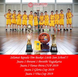 Tim Basket Little Sun  School