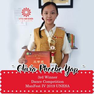 Olivia Phoebe Yap-Lower Secondary 1