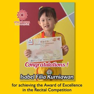 Isabel Filia Kurniawan
