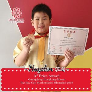 Hayden (Primary-2)