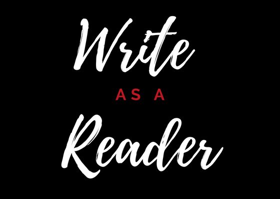 Write as a Reader