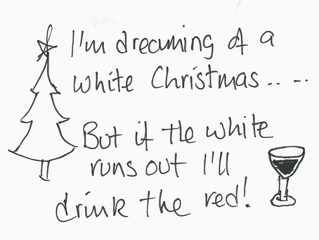 It's Christmas – the most wine-derful time of the year…