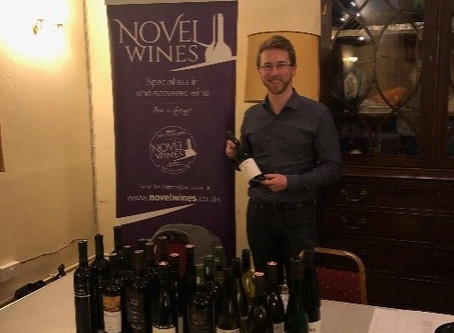 Exploring Novel Wines