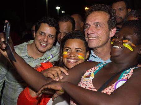 Aluízio massacra oposição e prova que a política, definitivamente, mudou