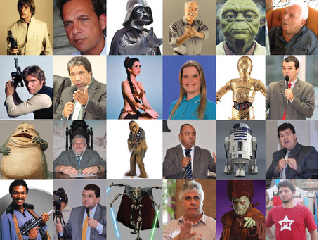 E se os políticos macaenses fossem personagens de Star Wars?