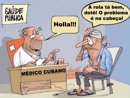 Mais médicos: Homofóbico, Bolsonaro não quer ver Cuba lançar