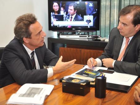 Dr. Aluízio pode deixar a Prefeitura para concorrer a Deputado Federal