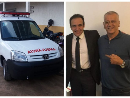 Emenda parlamentar garante ambulância para o município de Macabu