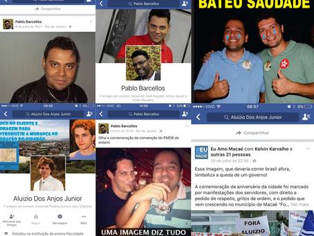 Mais um secretário vira alvo de ataques por fakes no Facebook em Macaé
