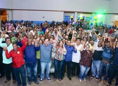 Apoiadores de Paes na região apostam em uma virada até domingo