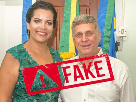 TRE desmente farsa montada pelo casal Armando e Alexandra em Quissamã