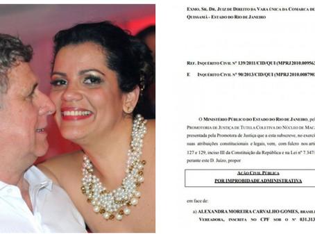 MP acusa políticos de falsificarem documento para realizar viagem de luxo