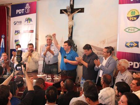 Primeira candidatura a prefeito lançada oficialmente em Macaé