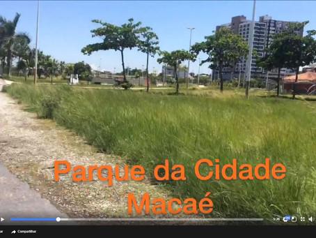 Após vídeo na internet, Prefeitura descobre que Parque da Cidade existe