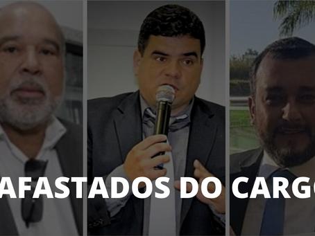 URGENTE: Tribunal de Justiça afasta prefeito e dois vereadores de Casimiro