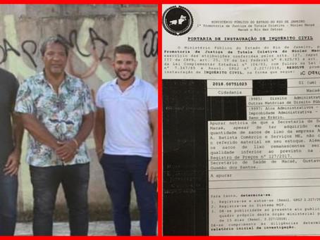 Guto Garcia se alia a empresário investigado por fraude pelo MP
